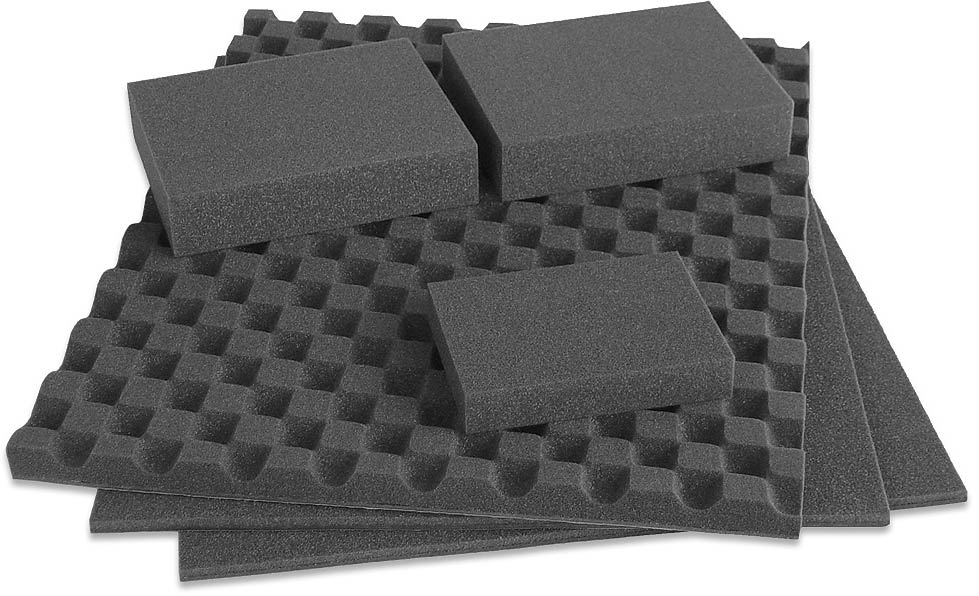types of sound absorbing materials pdf